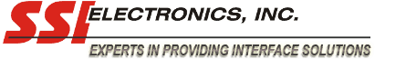 SSI Electronics - ISO 9001:2008 Registered